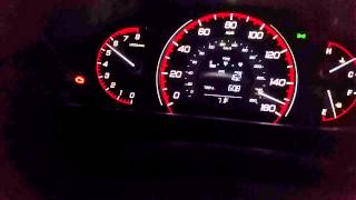 Accord v6 top speed