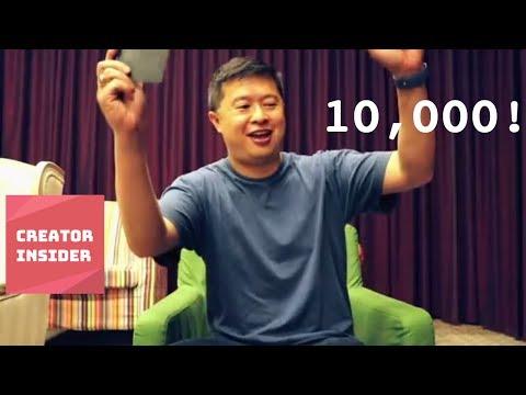 10,000 Insiders!