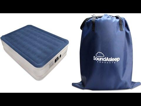 soundasleep queen air mattress SoundAsleep Dream Series Air Mattress with ComfortCoil Technology  soundasleep queen air mattress