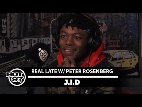 J.I.D Explains How He Met J Cole and Got Signed