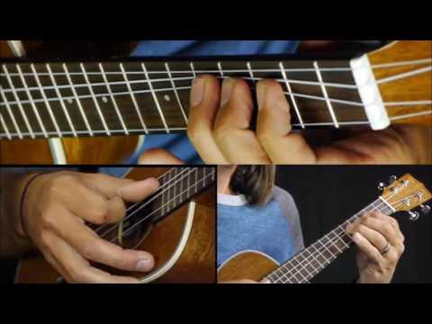 Wonderful Tonight Ukulele Lesson Chords Eric Clapton Youtube