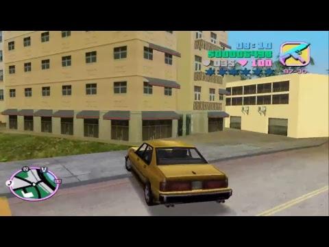 GTA: Vice City -  Making cash to buy Sunshine Autos