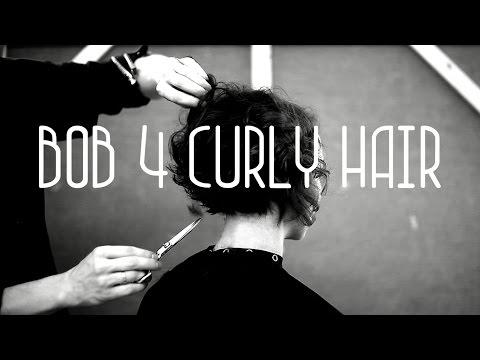 Bob Haircut for Wavy Hair