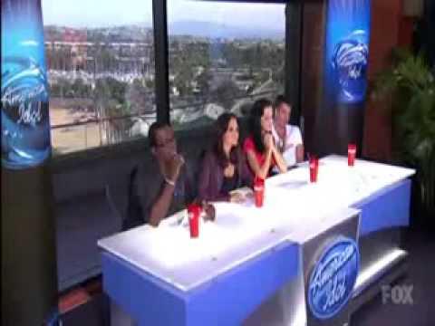 Andrew Garcia's Audition for American Idol 7 2010 [High Qua