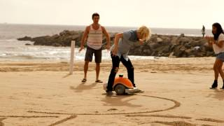 Teen Beach 2 - BeachBot: Drawing Ross Lynch on the Beach
