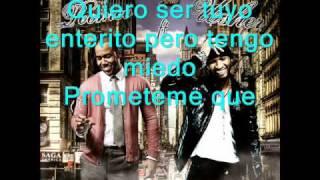 Promise Romeo Santos Ft Usher (Español /Ingles) NEW 2011 Letra