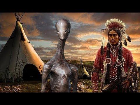 Los Nativos Americanos no tienen Miedo a los Extraterrestres - He aquí el Por qué