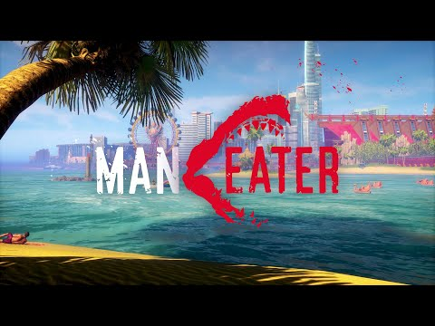 Maneater - Launch Trailer