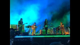 TAME IMPALA at Mad Cool Festival Live in Madrid Plus the Jaunt For Pearl Jam's RELEASE July 12, 2018