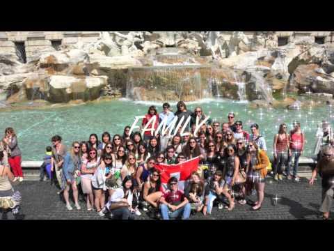 Exchange year to Switzerland 201213