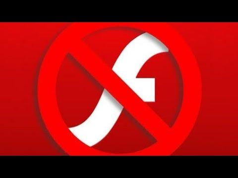 конец эпохи Adobe Flash Player