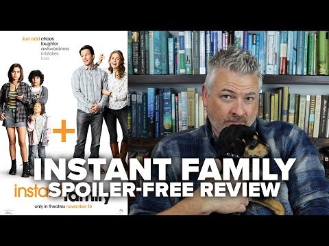 Instant Family 2018 Movie  No Spoilers  Movies & Munchies
