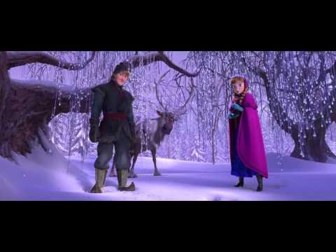 трейлер мультфильма - Официальный трейлер мультфильма Холодное сердце от Диснея. HD