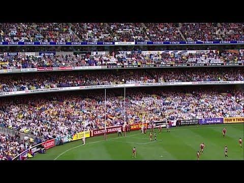 AFL 2002 Grand Final Brisbane Vs Collingwood