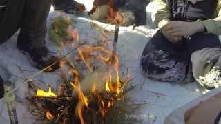 Boy Scouts - Klondike - Fire Starting