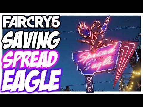Far Cry 5 | WALK THROUGH | SAVING THE TOWN | Funny Gameplay Ep.1