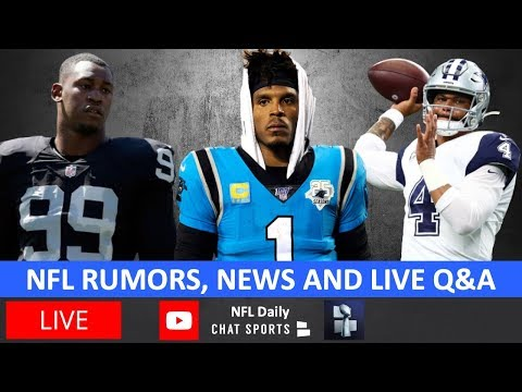 NFL Daily With Tom Downey & Harrison Graham (May 20th)