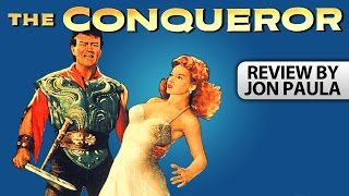 The Conqueror  -- Movie Review #JPMN
