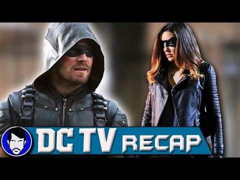 ARROW Debuts the new BLACK CANARY | DCTV Recap