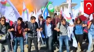 Turkey twin blasts: two suicide bombers behind deadly attack at peace rally in Ankara    - TomoNews