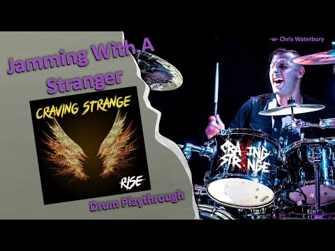 Jamming With A Stranger - Special Play-through Episode - Rise - Craving Strange