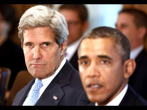 Remembering The Time Obama Challenged John Kerry To An IQ Test