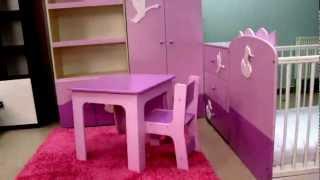 Мебель BAGGI - Лебедь. Польская детская мебель Багги.(http://www.mebelpoland.com.ua/category/baggi-detskaja-mebel/ Детская мебель BAGGI. Подарите своему ребенку сказку! С помощью польской..., 2012-05-03T18:42:29.000Z)
