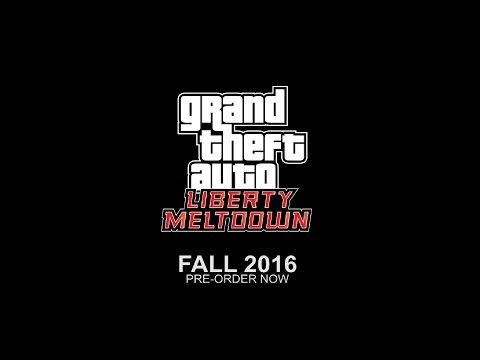 Grand theft auto: Liberty Meltdown Official Trailer video streaming vf