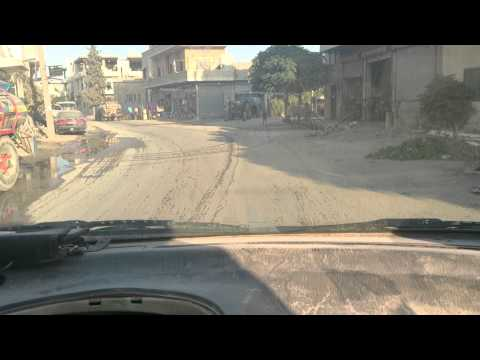 نسائم سوريا 98.5 FM - ريف إدلب كفرنبل - 1.10.2014