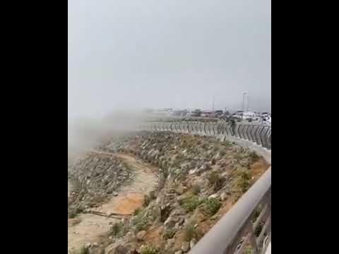 Siembran nubes contra ola de calor en EAU