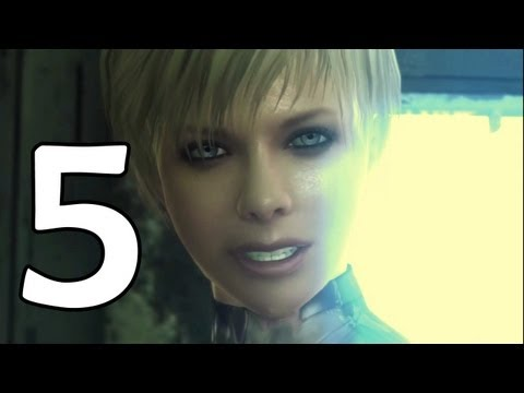 Metal Gear Solid 4 - The Movie -5- Laughing Octopus