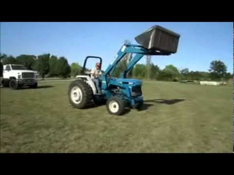 New Holland 3415 tractor for sale | sold at auction September 14, 2011