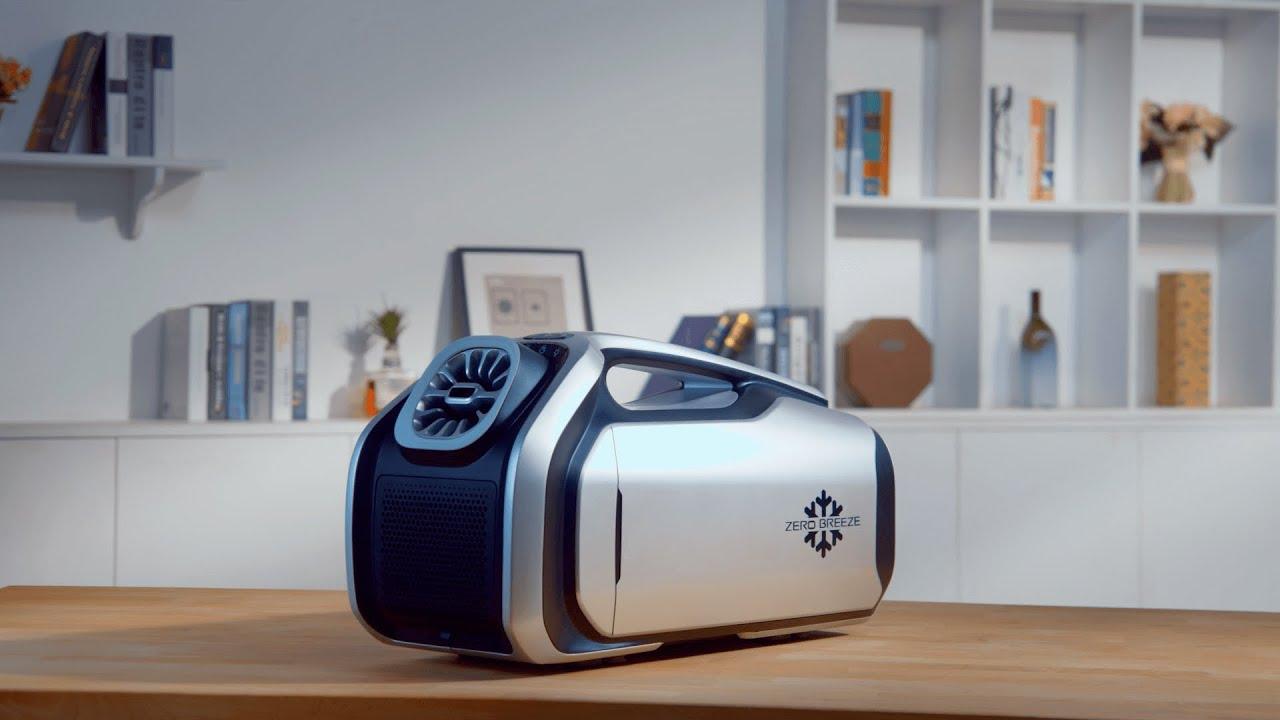Zero Breeze battery operated air conditioner portable – Zero Breeze®