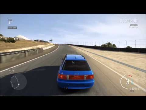 Forza Motorsport 6 - Audi RS 2 Avant 1995 - Test Drive Gameplay XboxONE HD
