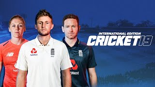 Cricket 19 India Vs England live ENGLISH and TAMIL commentary Mic is ON
