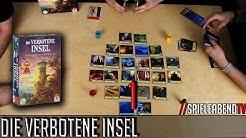 Let's Play • Die Verbotene Insel • Anleitung + 1. Spielrunde