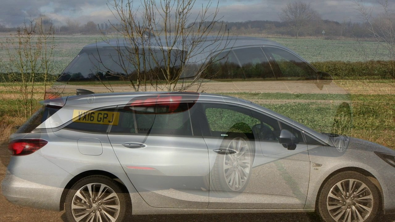 Opel Astra Family - an excellent car for family trips