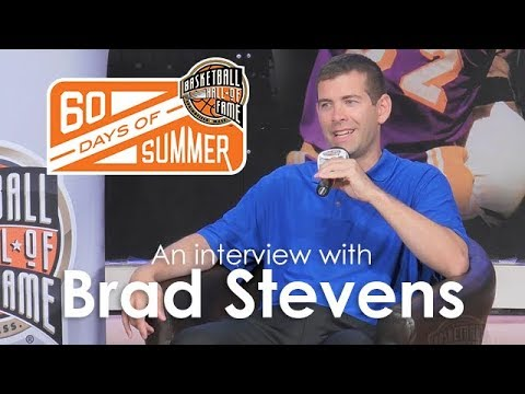 Brad Stevens - 60 Days of Summer 2017 interview