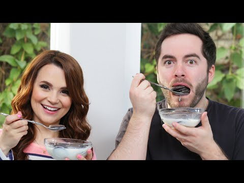 Download WEIRD CEREAL CHALLENGE w/ Rosanna Pansino Screenshots