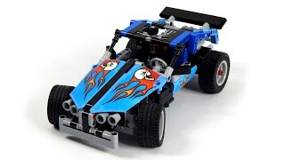 Lego Technic 42022 Hot Rod Model B Sports Car Speed Build And Review
