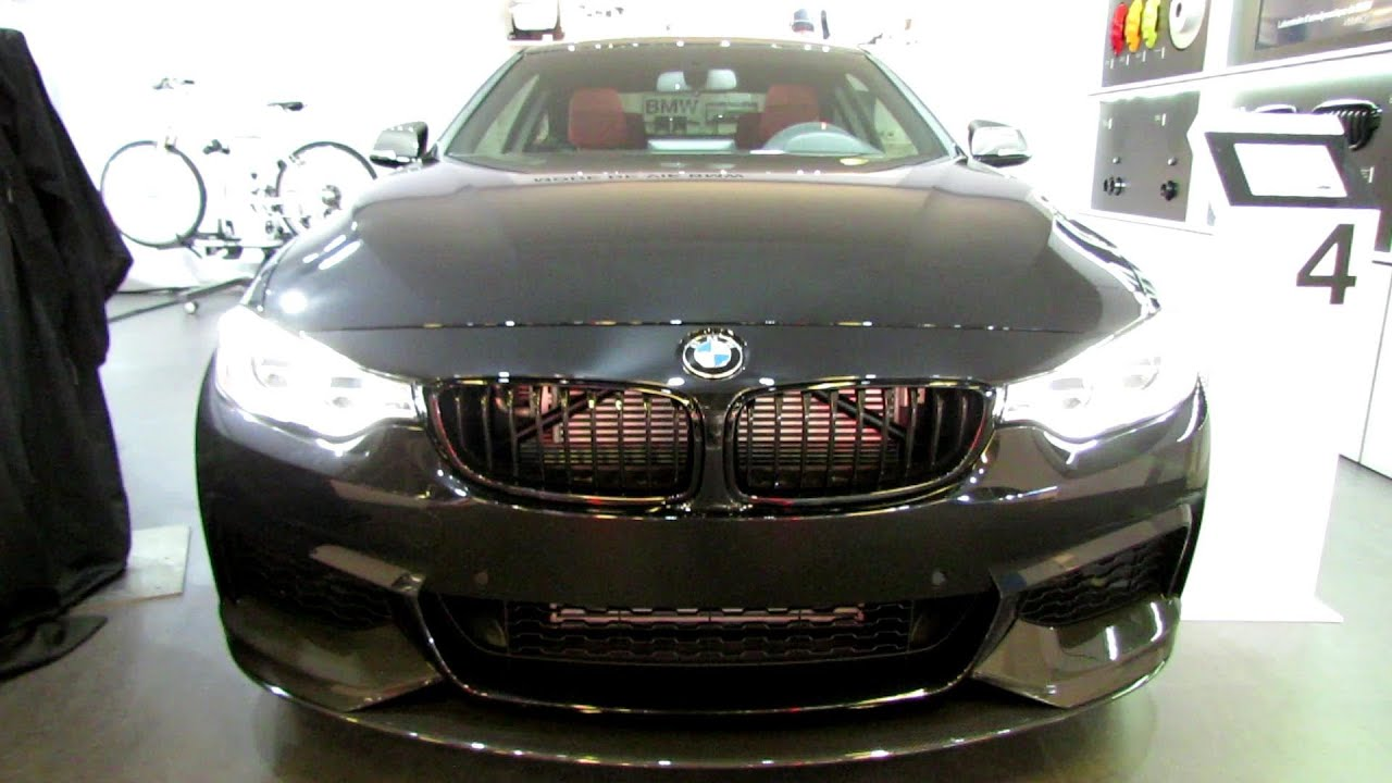 2014 BMW 4 Series 435i Coupe M Performance