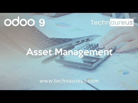 Asset Management In Odoo 9