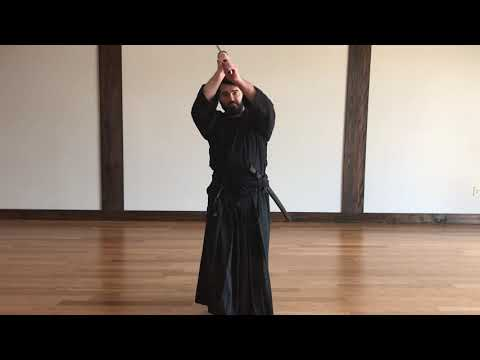 Japanese Sword Fundamentals #3 The Distance And Plane Of Cut