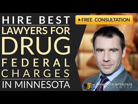 Federal Drug Charges Lawyer St. Paul, MN 218-260-4095 Federal Drug Trafficking Lawyer St. Paul, MN