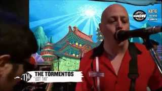 "The Tormentos - ""The Search for the Lost Tiki"" / Dragstrip Night (Fragmento)"