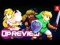 Cadence of Hyrule Nintendo Switch Review - A BREATH OF...FRESH AIR?