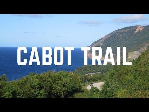 Cabot Trail Drive | Cape Breton, Nova Scotia