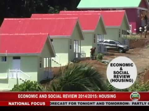 GIS Dominica: Social and Economic Review - Housing