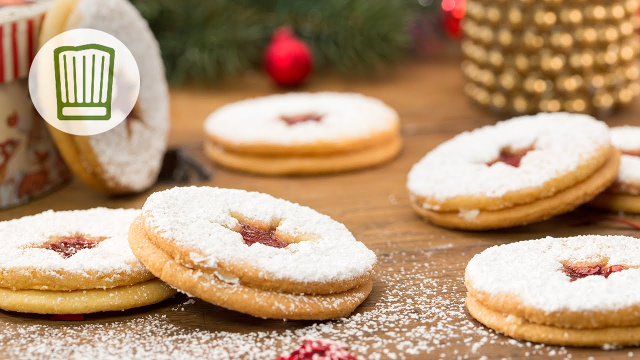 Tolle Weihnachtskekse.Spitzbuben Rezept By Chefkoch De