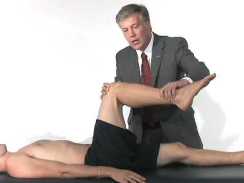 Hip & Groin Exam (4 of 7): Range of motion
